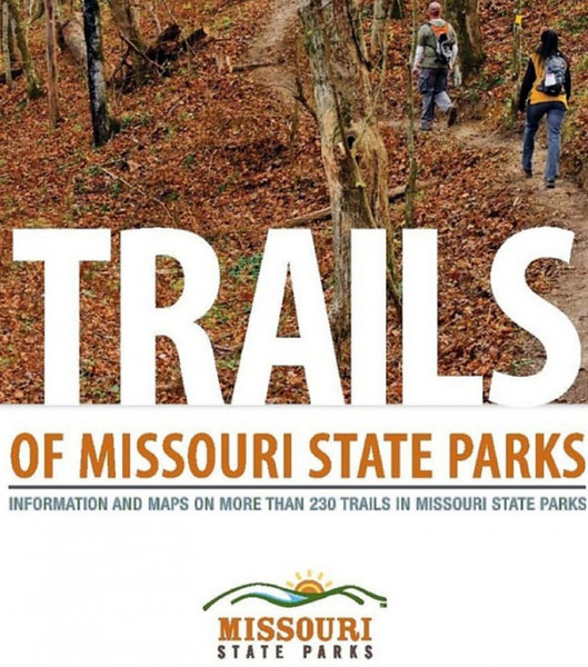 Missouri:  State Parks Trail Book