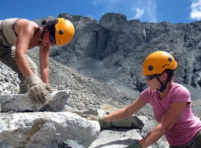 Colorado:  Ellingwood Point Trail
