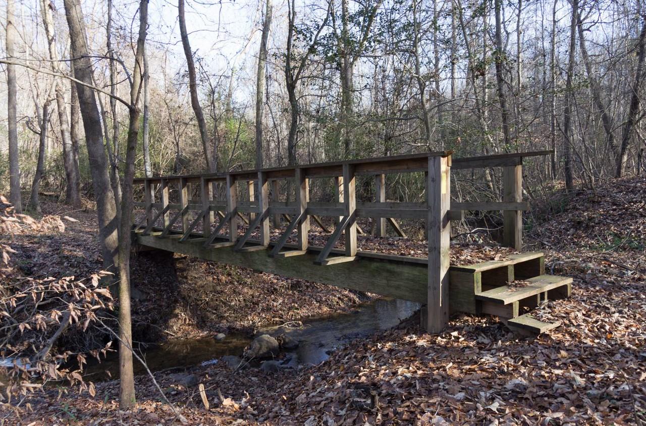 South Carolina:  Palmetto Trail Bridge