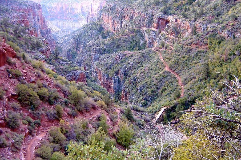 Arizona: North Kaibab National Recreation Trail