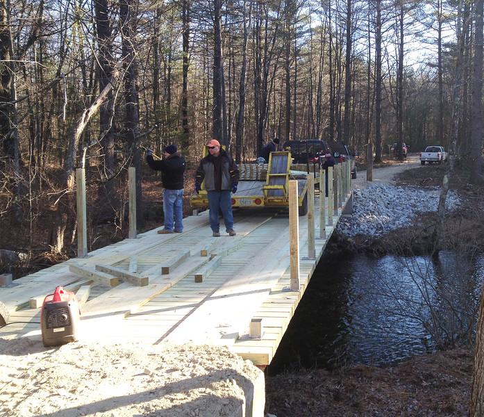 New Hampshire: Bridge Rehabilitation