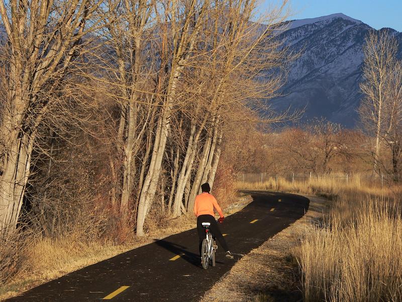 Utah: Jordan River Parkway Trail