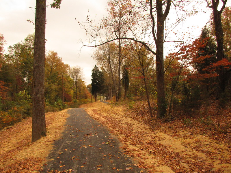 Indiana: Chrisney Park Trail in Chrisney, IN