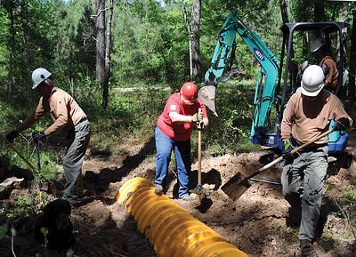Texas:  Sam Houston Multi-Use Trail