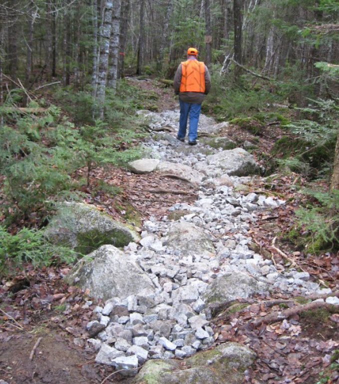 Maine:  Debsconeag Backcountry Trail