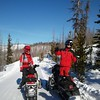 Washington:  Snowmobile Trails