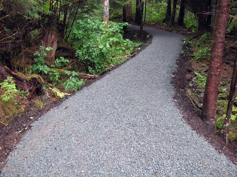 Alaska: Sitka Cross Trail Reconstruction