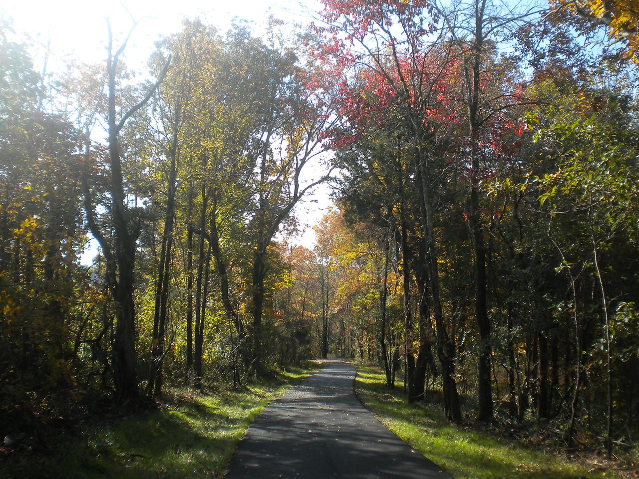 Missouri: Old Greenville Recreational Trail