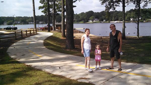 Georgia:  Carrollton Greenbelt Trail