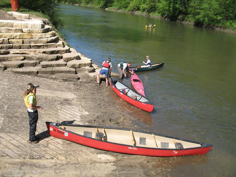 Iowa:  Maquoketa River Water Trail