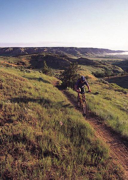 North Dakota:  Maah da Hey Trail