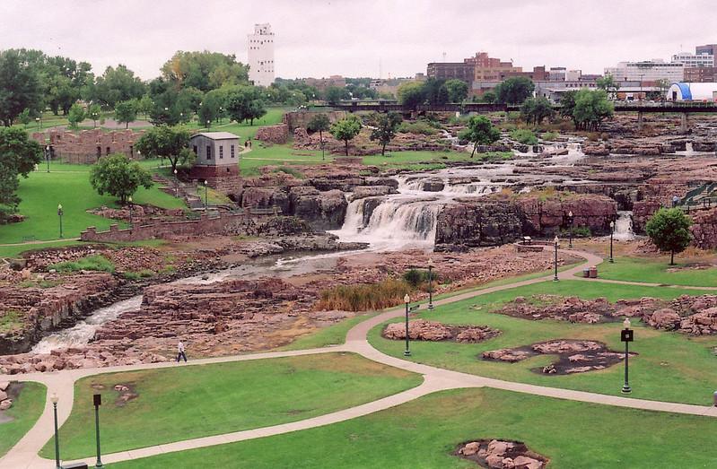 South Dakota:  Sioux Falls Park Trails