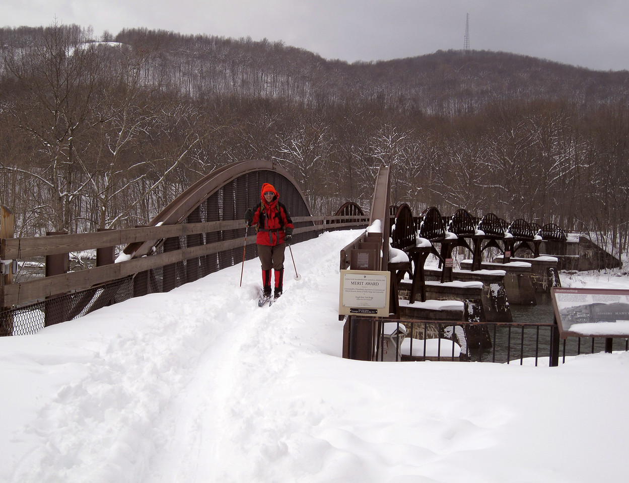 Pennsylvania: Youghiogheny River Trail