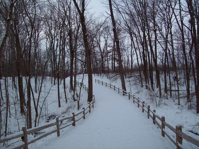 Illinois:  General Dacey Trail