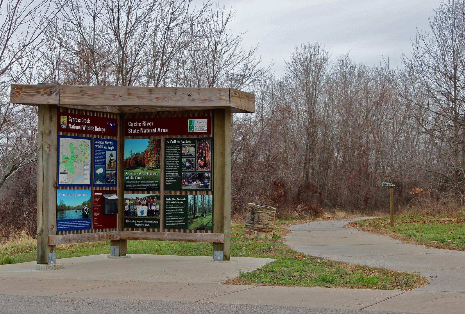 Illinois: Lower Cache River Trail