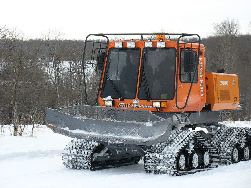North Dakota: Snowmobile North Dakota Trail Program Equipment