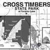 Kansas: Cross Timbers State Park Trail brochures