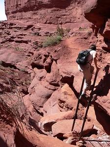 Utah:  Fisher Towers Trail