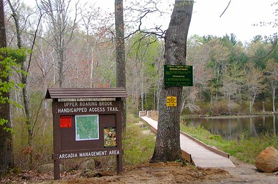 Rhode Island:  Arcadia Management Area