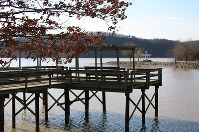 Virginia:  Clayton Lake State Park