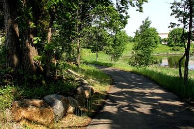 Minnesota:  Quarry Lake Trail