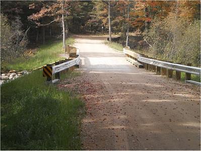 Michigan:  East and West Twin Creek Bridges