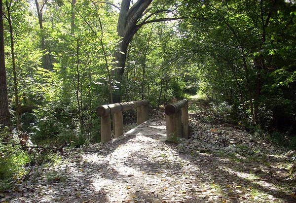 Illinois:  Rock Springs Trail