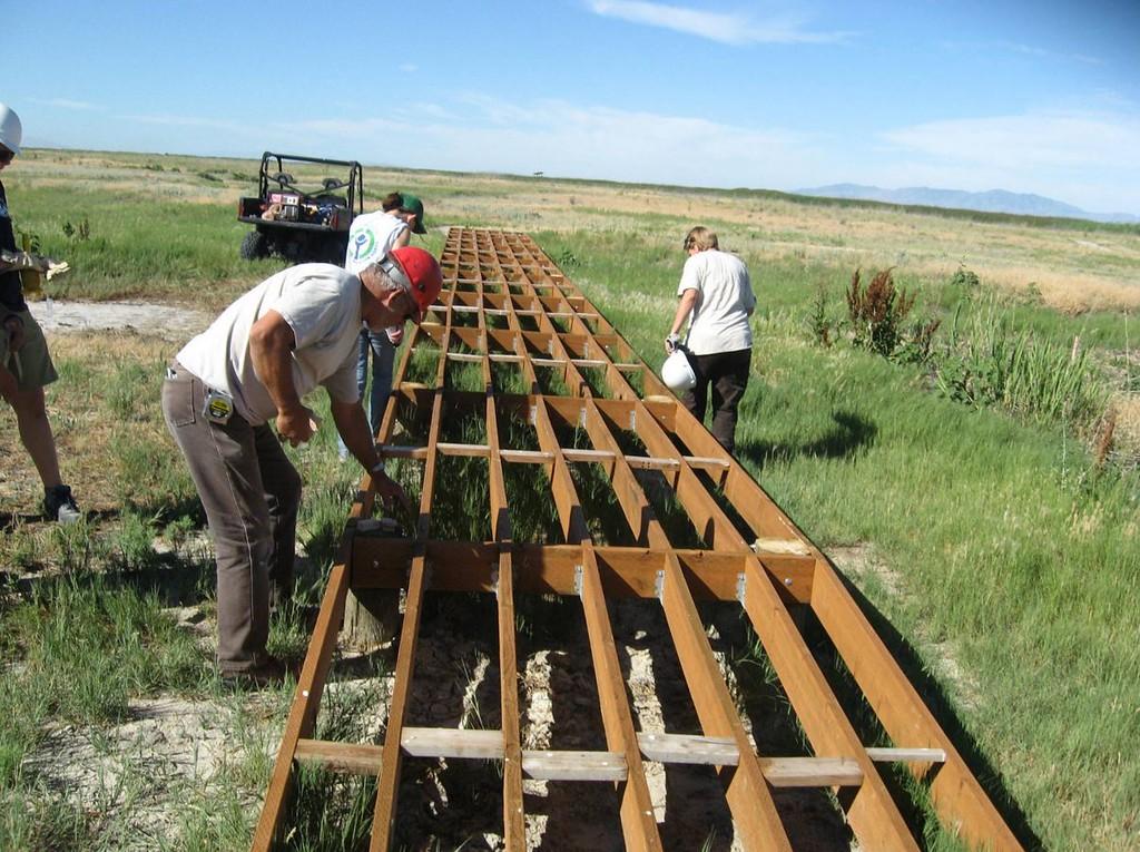 Utah:  Marsh Meander Trail