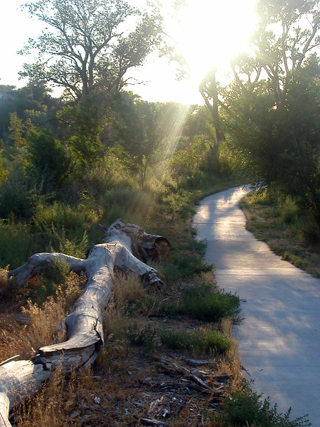 Colorado: Riverfront Trail System in Mesa County