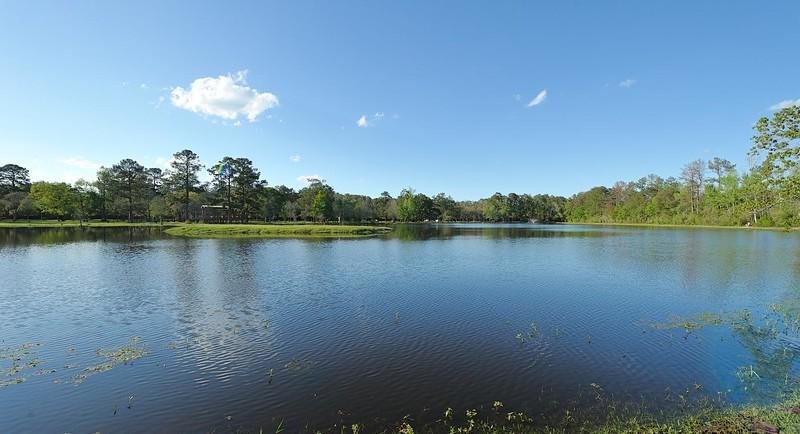 Burroughs Park Lake