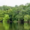 Buescher State Park Lake (4 image panorama)