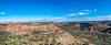 Palo Duro Canyon Panorama