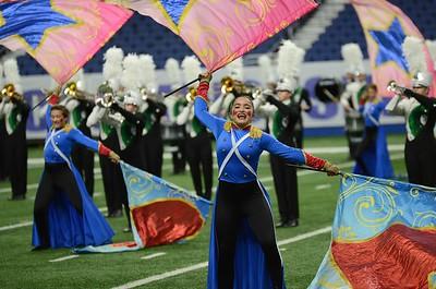 UIL; Marching Band; State; Alamodome; Music; Fine Arts; Cedar Park High School; CPHS