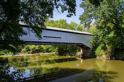 Union Covered Bridge SHS (09.02.17)