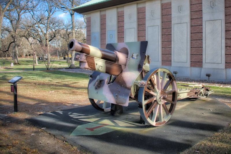 Cantigny Military Equipment - JamesHochPhotography