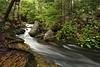 Above Mohawk Falls, Ricketts Glen State Park