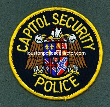 CAPITOL SECURITY POLICE