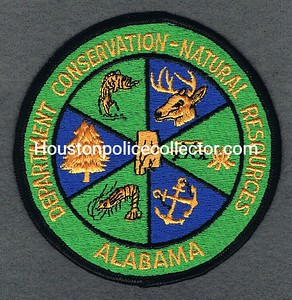 ALABAMA DEPT CONSERVATION