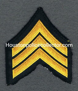 ALABAMA SGT STRIPES