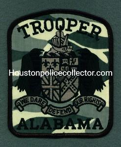 AL 8 STATE TROOPER CAMO