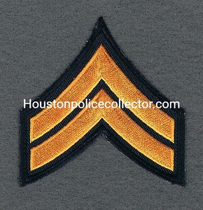ALABAMA CORPORAL STRIPES