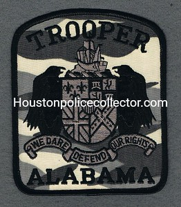 ALABAMA TROOPER CAMO