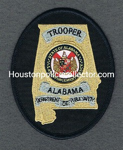 ALABAMA TROOPER BP
