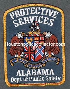 ALABAMA DPS PROTECTIVE SERVICES