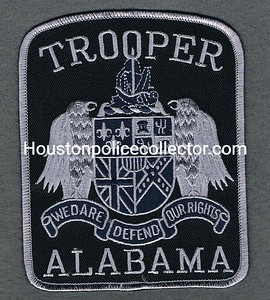 ALABAMA TROOPER BLACK