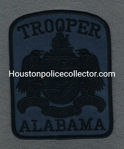 ALABAMA TROOPER BLUE