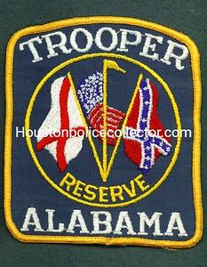 AL 10 STATE TROOPER RESERVE
