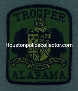 AL 8 STATE TROOPER GREEN