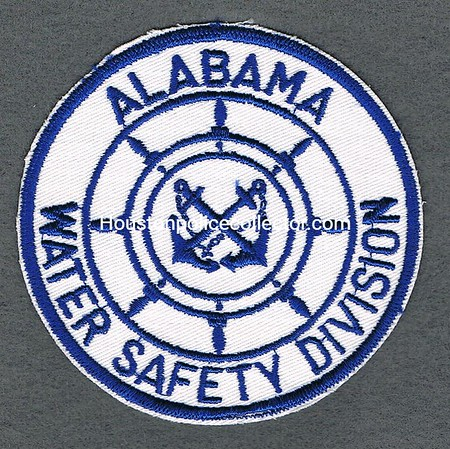ALABAMA WATER SAFETY DIVISION