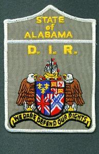 Alabama State Agencies